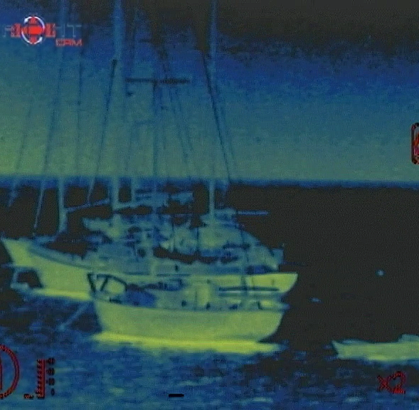 YachtVisions YachtCam Screen 40