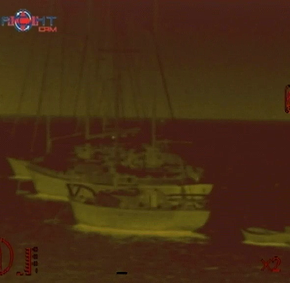 YachtVisions YachtCam Screen 41