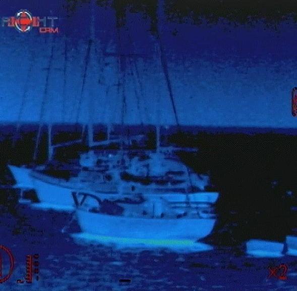 YachtVisions YachtCam Screen 42
