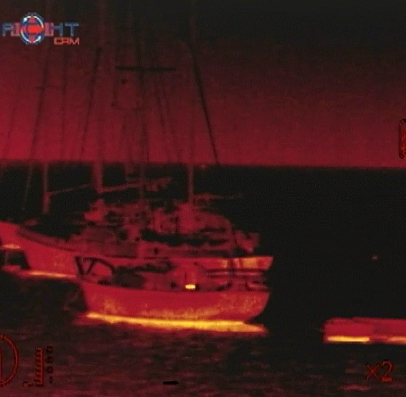 YachtVisions YachtCam Screen 43